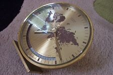 Un tedesco fatto KIENZLE QUARTZ WORLD TIME CLOCK c.late 1970's