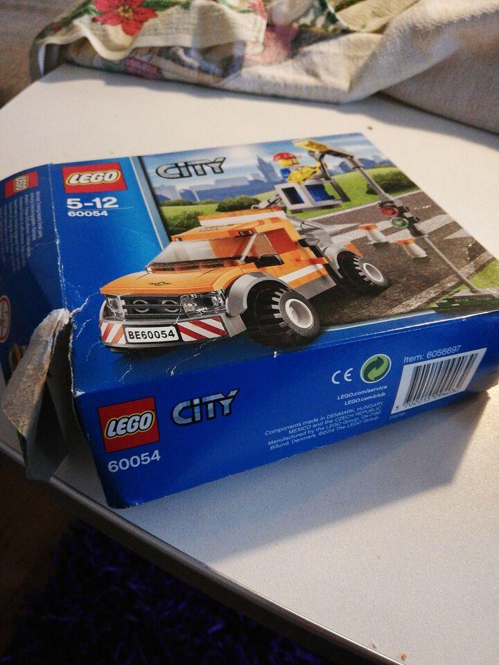 Lego City, 60054
