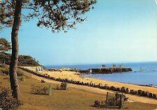 BT10193 saint palais sur mer plage du platin et pont du diable          France