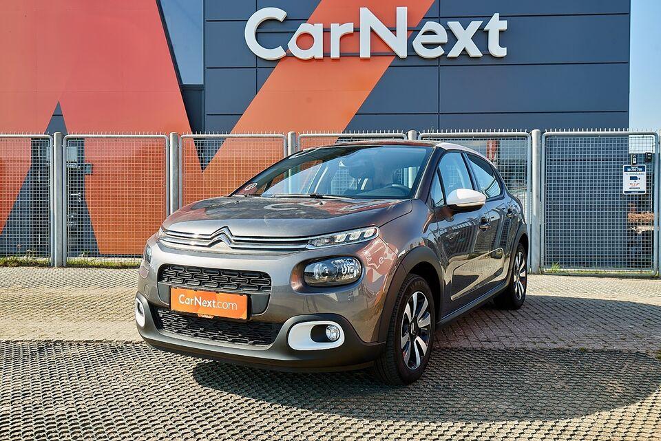 Citroën C3 1,6 BlueHDi 100 SkyLine Diesel modelår 2018 km