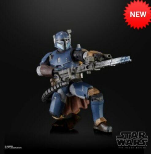 Star Wars Black Series 6 inch Heavy Infantry Mandalorian Deluxe Exclusive