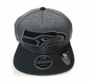 d25708835d9dd Image is loading Seattle-Seahawks-New-Era-Heather-Huge-9FIFTY-Adjustable-