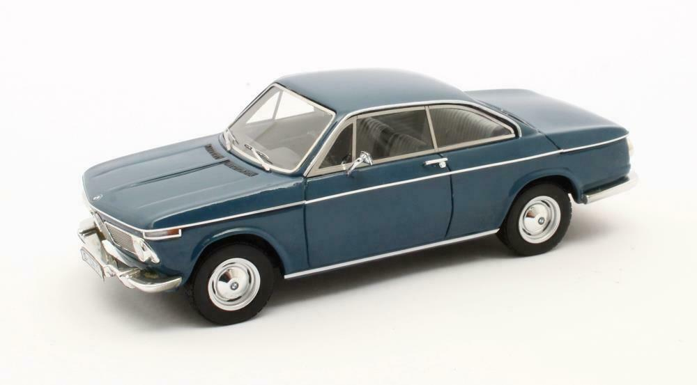 30202-011 - Matrix Scale Models BMW 1602 Baur COUPE-BLU - 1967 - 1 43