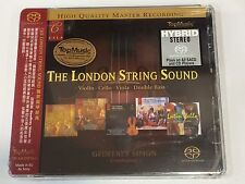 The London String Sound Hybrid Stereo SACD CD NEW Limited Numbered Edition
