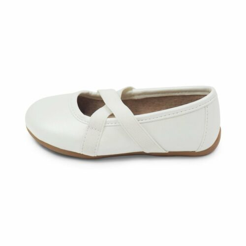 NEW Livie /& Luca shoes AURORA in White Pearl toddler size 8-13 /& 1-3Youth