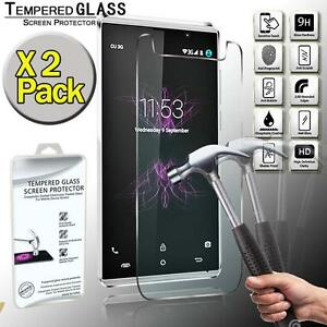 2 Pack Real Tempered Glass Screen Protector Cover For Cubot P11