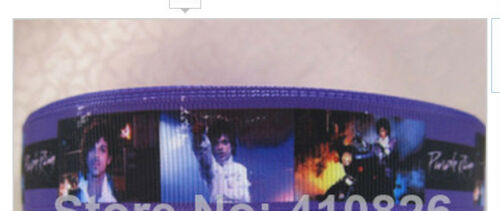 Purple Rain Prince Ribbon 1m long