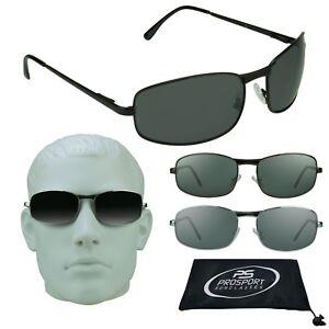 eaacda53e4 MENS BIG   TALL Sunglasses Extra Large XL Wide Fit Metal Frame Big ...
