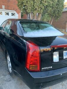 2006 Cadillac CTS as is