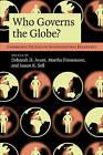 Who Governs the Globe? by Cambridge University Press (Paperback, 2010)