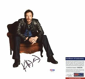 Cool-Kris-Holden-Ried-Signed-8x10-Dyson-Lost-Girl-PSA-DNA