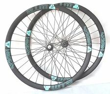 "WTB CI24 Carbon-Shimano XTR 27.5"" MTB Tubeless Ready 1784 Gram Wheelset  New"