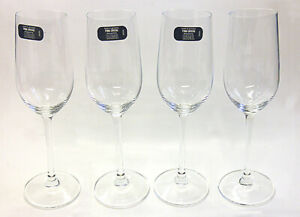 Riedel Tyrol Crystal Fine Wine Glasses//Goblets Set of 4 Made in Germany