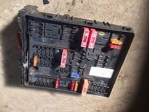 skoda octavia mk2 fuse box relay module 1k0937124k ebay rh ebay co uk skoda octavia 2 fuse box diagram