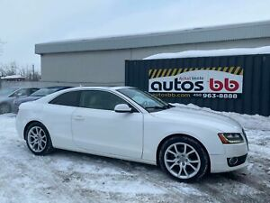 2010 Audi A5 ( AUTOMATIQUE - 172 000 KM )