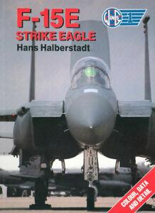 SPECIALTY-PRESS-McD-F-15E-STRIKE-EAGLE-TFW-USAF-AIRFRAME-ARMAMENT-MARKINGS-DETAI