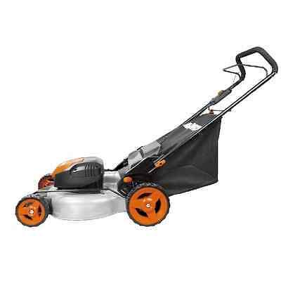 "WG720 WORX 19"" 12 Amp Electric Lawn Mower"
