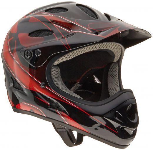 Kali Protectives US Savara Masquerade rot DH Helmet