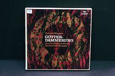 LP: Wagner Gotterdammerung Berliner Philharmoniker Herbert Von Karajan DGG 6LP