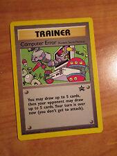 PL COMPUTER ERROR Pokemon PROMO Card #16 Black Star Set/53 Wizards of the Coast