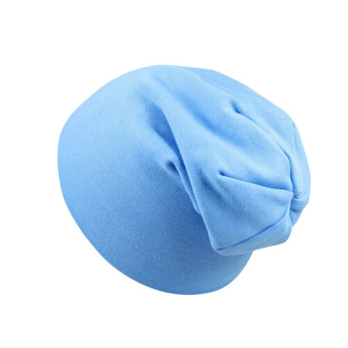Baby Hats Fashion Soft  Hip Hop Kids Baby Caps Children Solid Candy Color Cotton