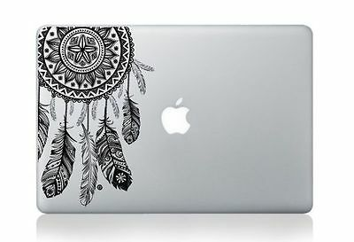 "Bohemian Style Apple Macbook Air/Pro/Retina 13"" Vinyl Sticker Skin Decal"