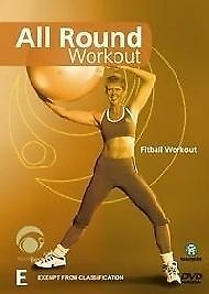 1 of 1 - NEW Exercise DVD : Swiss Ball / Fitball :Total Body Workout Beginners Level