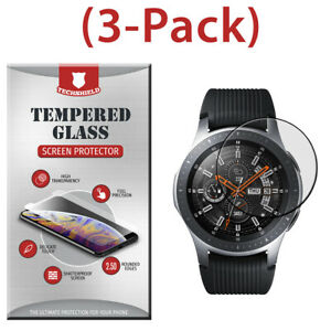 3-Pack-Tempered-Glass-Film-Screen-Protector-For-Samsung-Gear-S3-Frontier-Classic