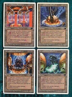Common NM//MT MTG 4X Urza/'s Tower X4-5th Edition Playset