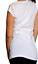 Mujer-Camiseta-Estampada-Top-de-Manga-Corta-T-Talla-8-10-12-14-16-18