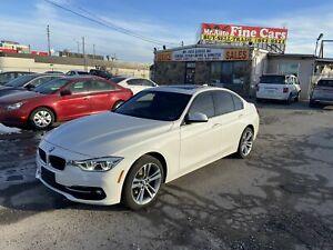 2018 BMW 3 Series X DRIVE | AWD | SPORT +  | NAV | CAMERA | CLEAN