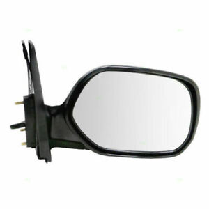Door Mirror Glass New Replacement Passenger Side For Scion xB 04-06