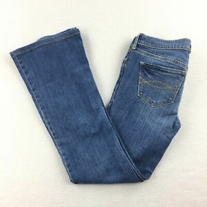 b9404eeec Image is loading Abercrombie-Cute-Stretch-Casual-Jeans-Girls-Kids-Medium-