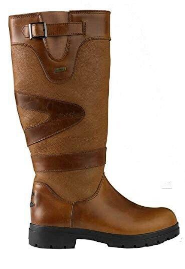 Toggi Highgrove Boots - Chestnut -