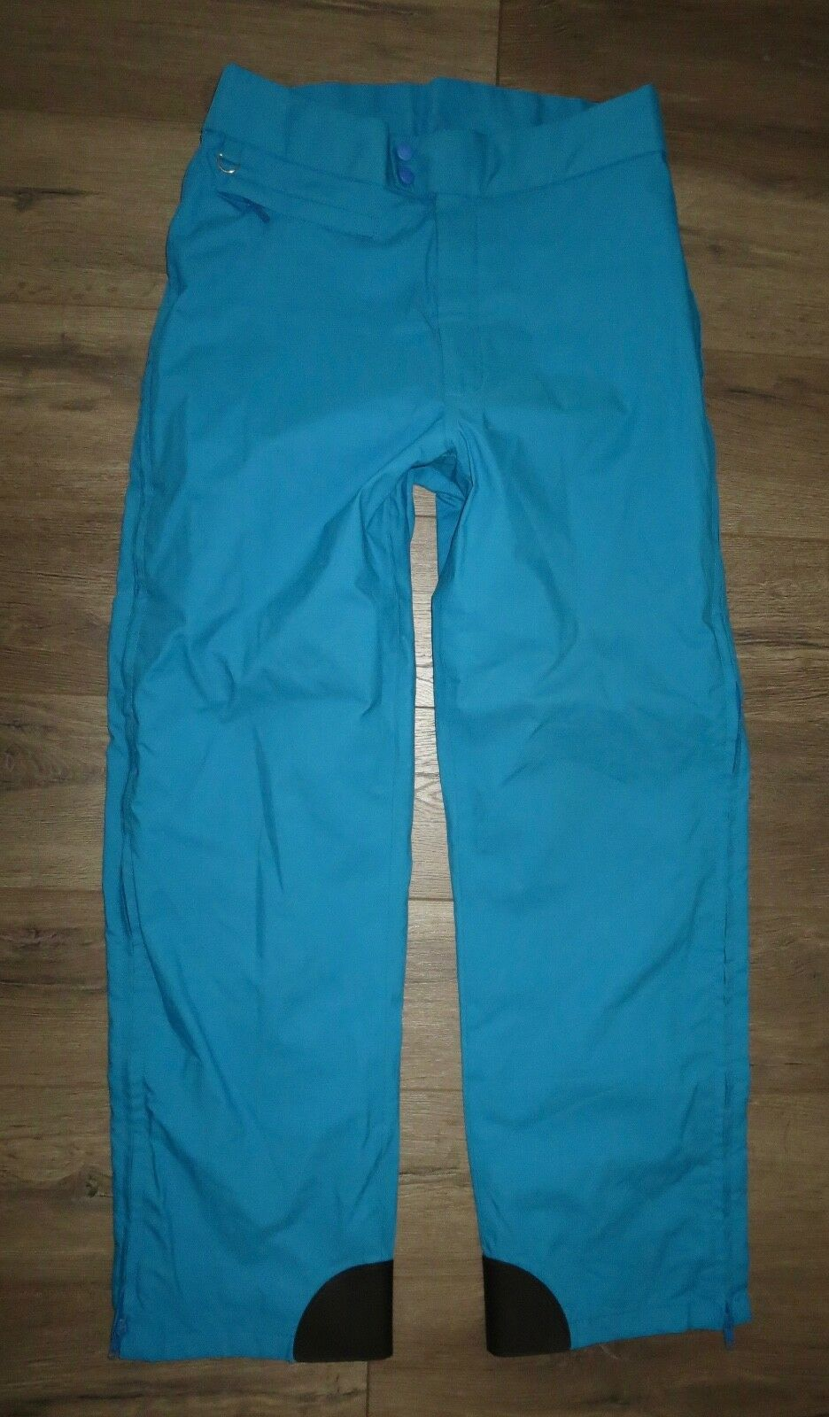 Vintage Uomo SPORTIF Gore-Tex Waterproof Full Side Zip Zip Side Snowboard Ski Pants 32 6e1a11