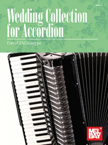 Wedding Collection for Accordion Accordion Songbook 30711