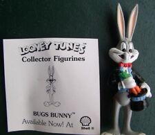 Warner Bros Loony Tunes Magician  Bugs Bunny Collector Figurine Cake Topper