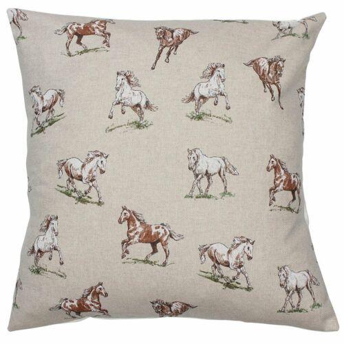 Horses Cushion Cover