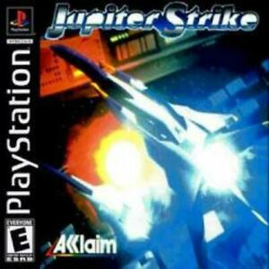 Jupiter-Strike-Playstation-1-Game-PS1-Used