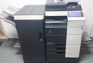 Konica Minolta Bizhub 654 MFP PC-Fax Driver for Mac