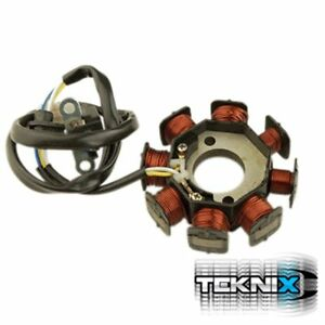 STATOR SCOOTER TEKNIX ADAPTABLE KYMCO DINK-PEOPLE 50 CC  CGN-480390 MOTOMIKE 34