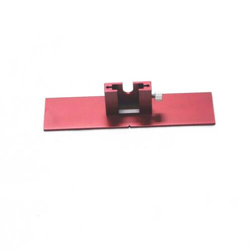 Aluminum Adjustable Position Tool Cabinet Hardware Installation Jig Woodworking