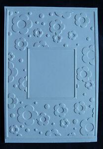 Crafts-Too-CTFD3044-C6-Embossing-Folder-Flowers-Frame