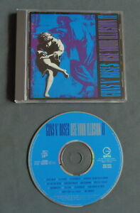 GUNS N' ROSES Use your illusion II CD 14 tr 1991 DADC Austria Pressing GED 24420
