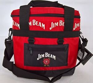 20e0223f3c Image is loading Jim-Beam-INSULATED-LARGE-DRINK-COOLER-CONTAINER-BAG-