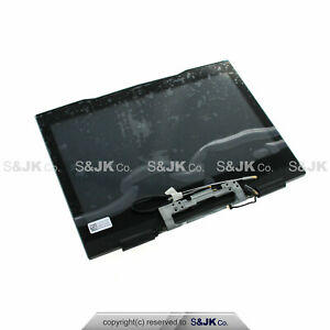 NEW-Dell-Alienware-M11x-R2-R3-11-6-034-HD-Laptop-LCD-Screen-Assembly-Silver-KKH9C