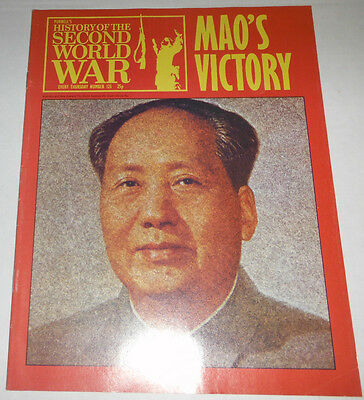 History Of The Second World War Magazine Mao's Victory No.125 080514R1