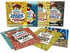 Where's Wally Amazing Adventures and Activities 8 Books Bag Collection Set (Paperback)