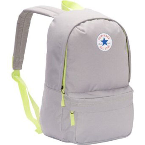 Grey Converse Back To It Mini Backpack