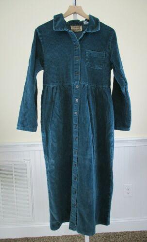 Vintage Studio Ease Empire Waist Dress Womens 12 G
